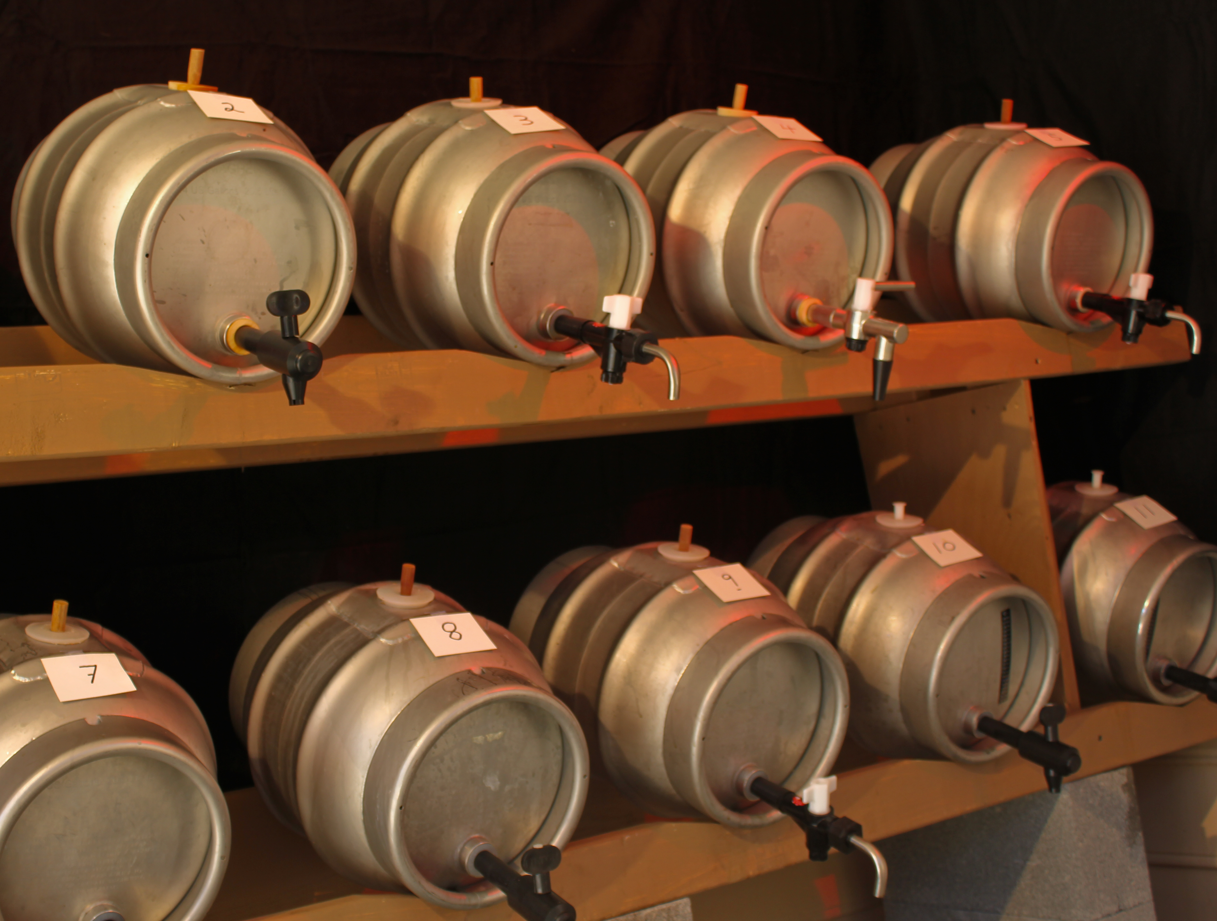 Real Ale lineup